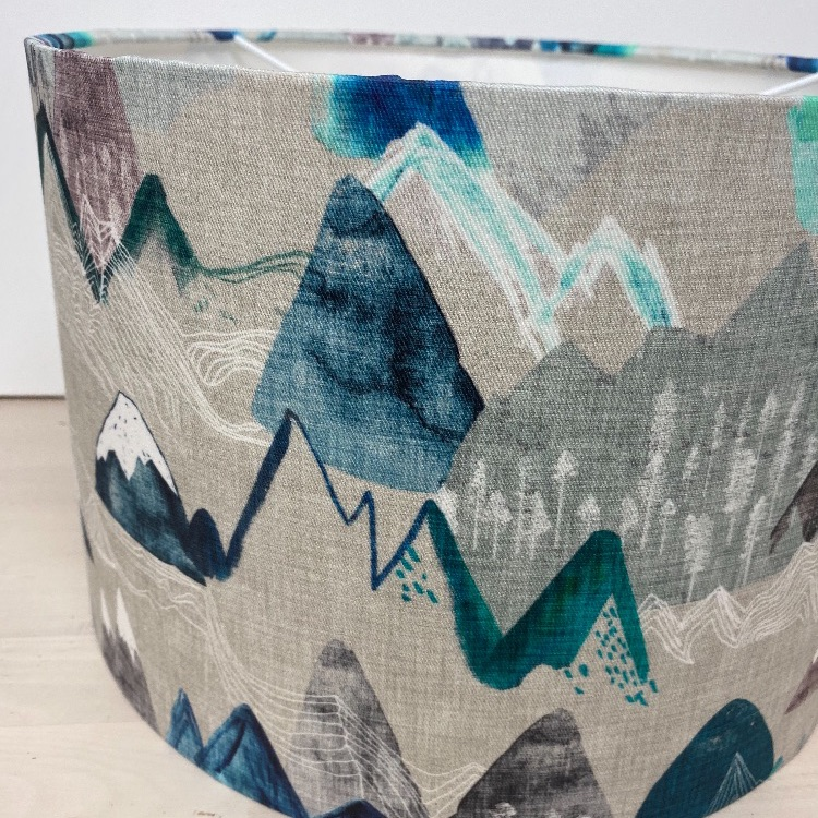 Arty and Abstract Design Lampshades