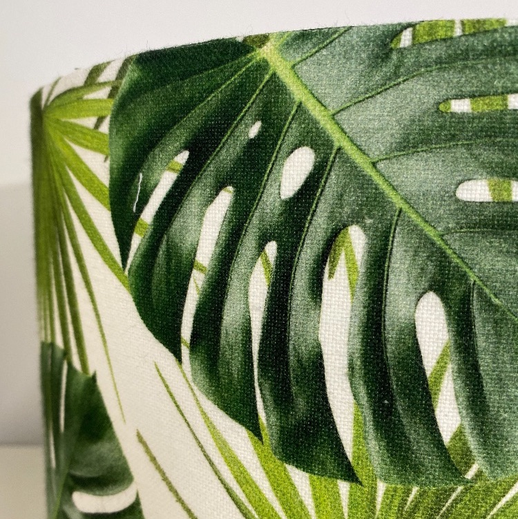 Floral and Leaf Lampshades