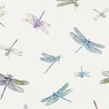 Handmade Dragonfly cushions in Clarke Dragonflies Fabric