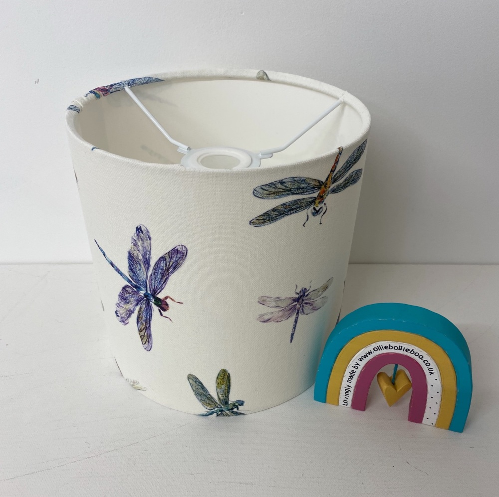 Dragonflies Lampshade