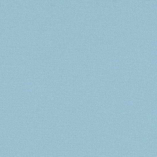 Plain Blue Drum lampshade - Sky