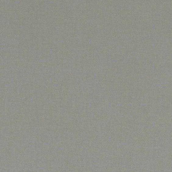Plain Grey Drum lampshade - Smoke