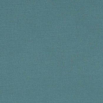 Plain Blue Drum lampshade - Spruce