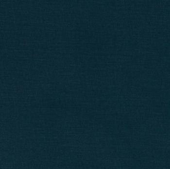 Plain Navy Drum lampshade - Blue