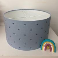 Blue Star Lampshade  - Etoile Denim