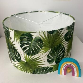 palm lampshade