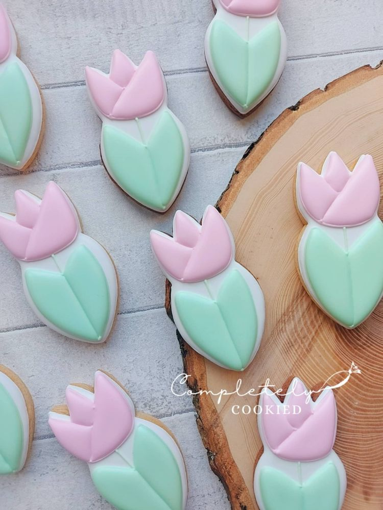 Tulip - single cookie