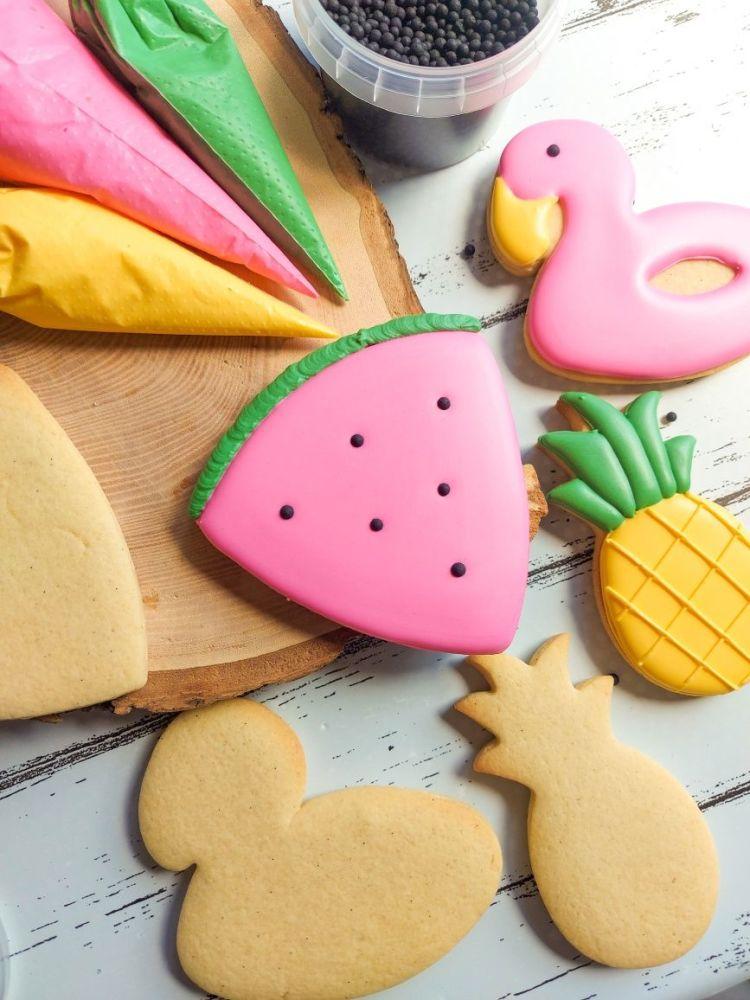 DIY Cookie kit - Summer themed
