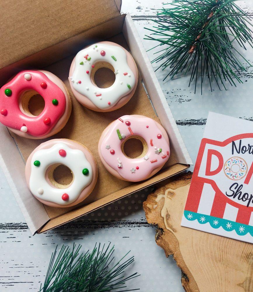 Elf antics - Donut Shoppe