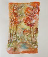 Autumnal-watercolour-illustration