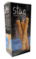 Stag Bakeries Cheese Straws With Strathdon Blue 100g
