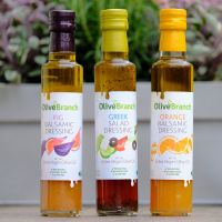 Olive Branch Authentic Greek Salad Dressings 250ml