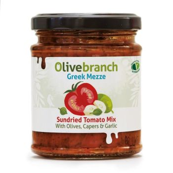 Olive Branch Sun Dried Tomato Mix 190g
