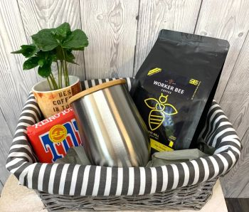 The Coffee & Chocolate Lover's Gift Set