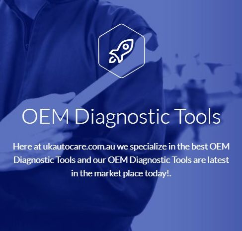 Original Engine Manufacturere Diagnostics Perth
