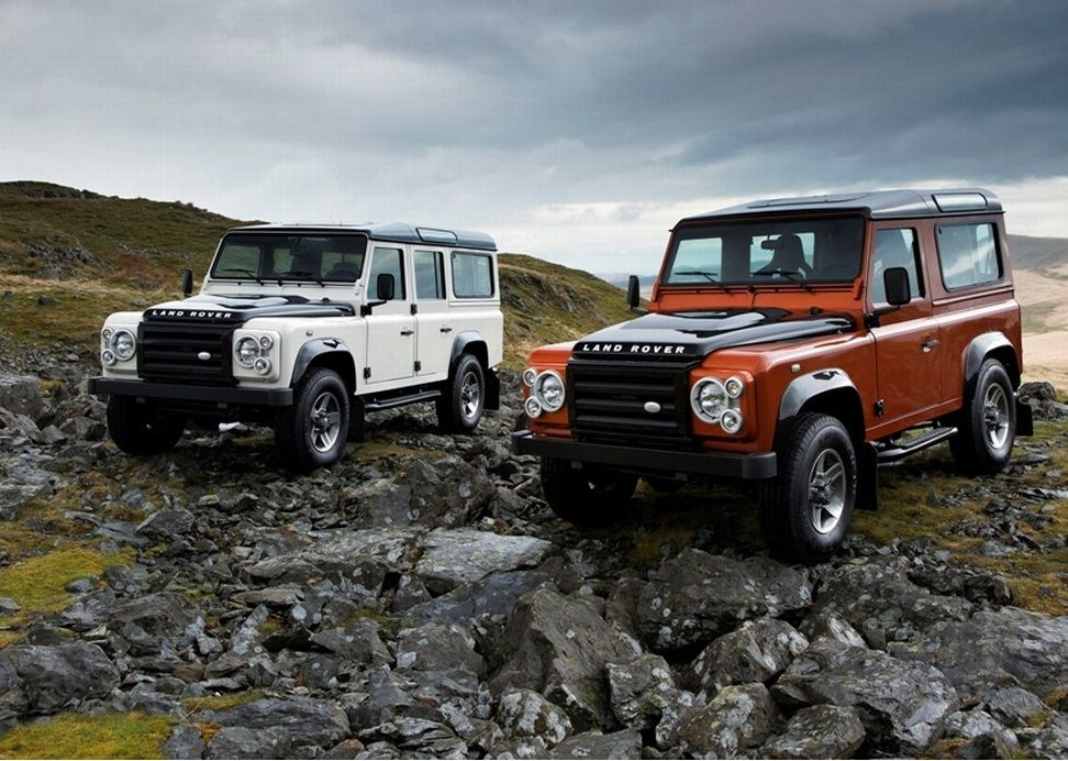 Land Rover® Defender Mechanics Perth
