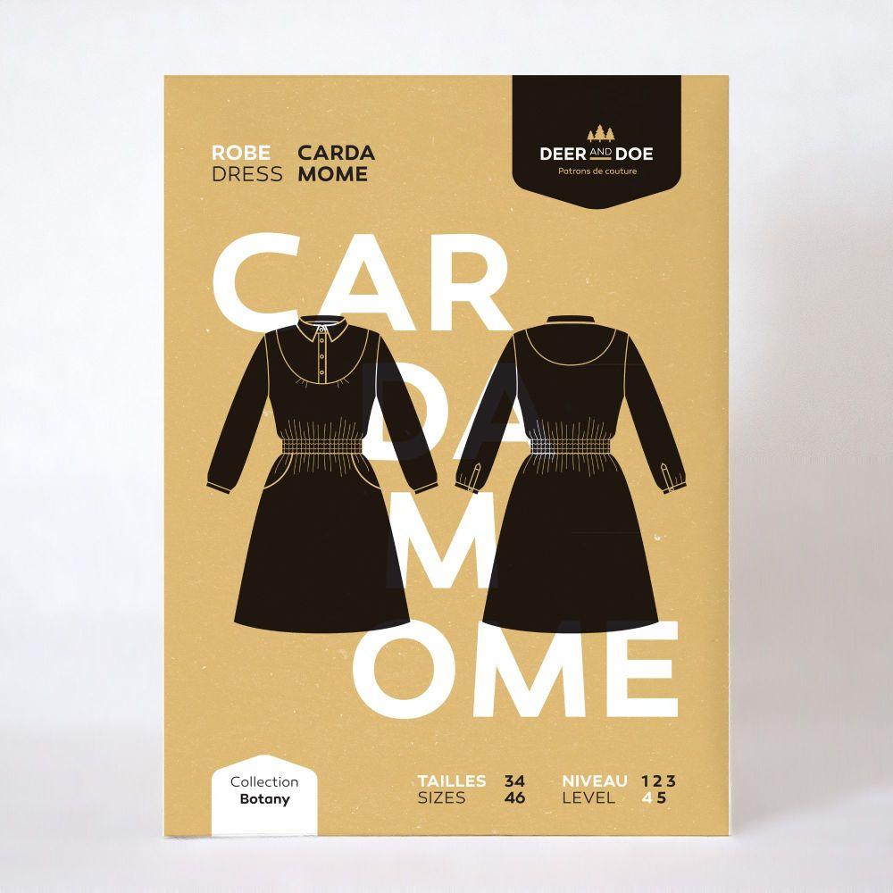 Cardamome Dress Sewing Pattern