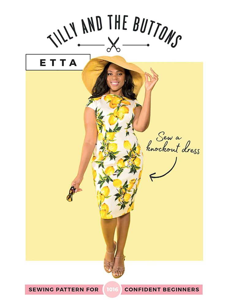 Etta Dress Sewing Pattern