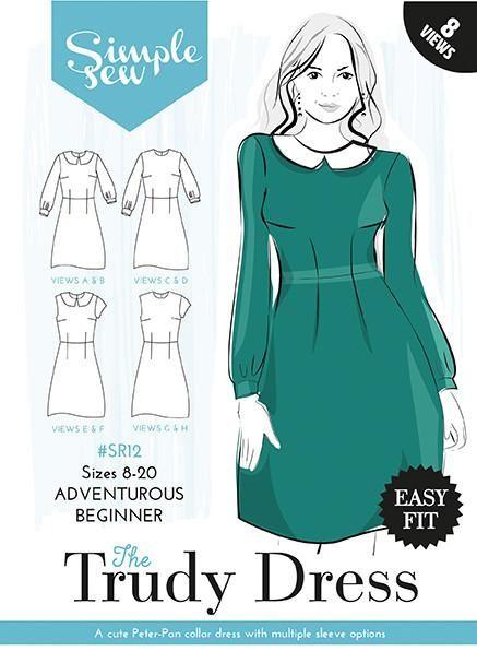 Trudy Dress Sewing Pattern