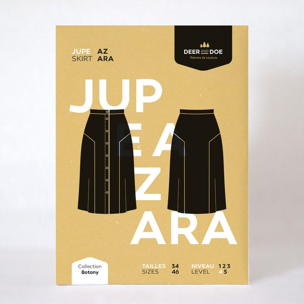 Azara Skirt Sewing Pattern