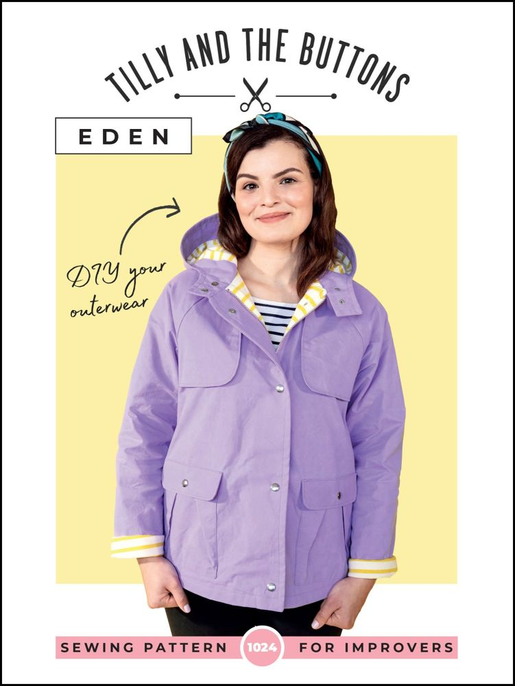 Eden Coat Sewing Pattern