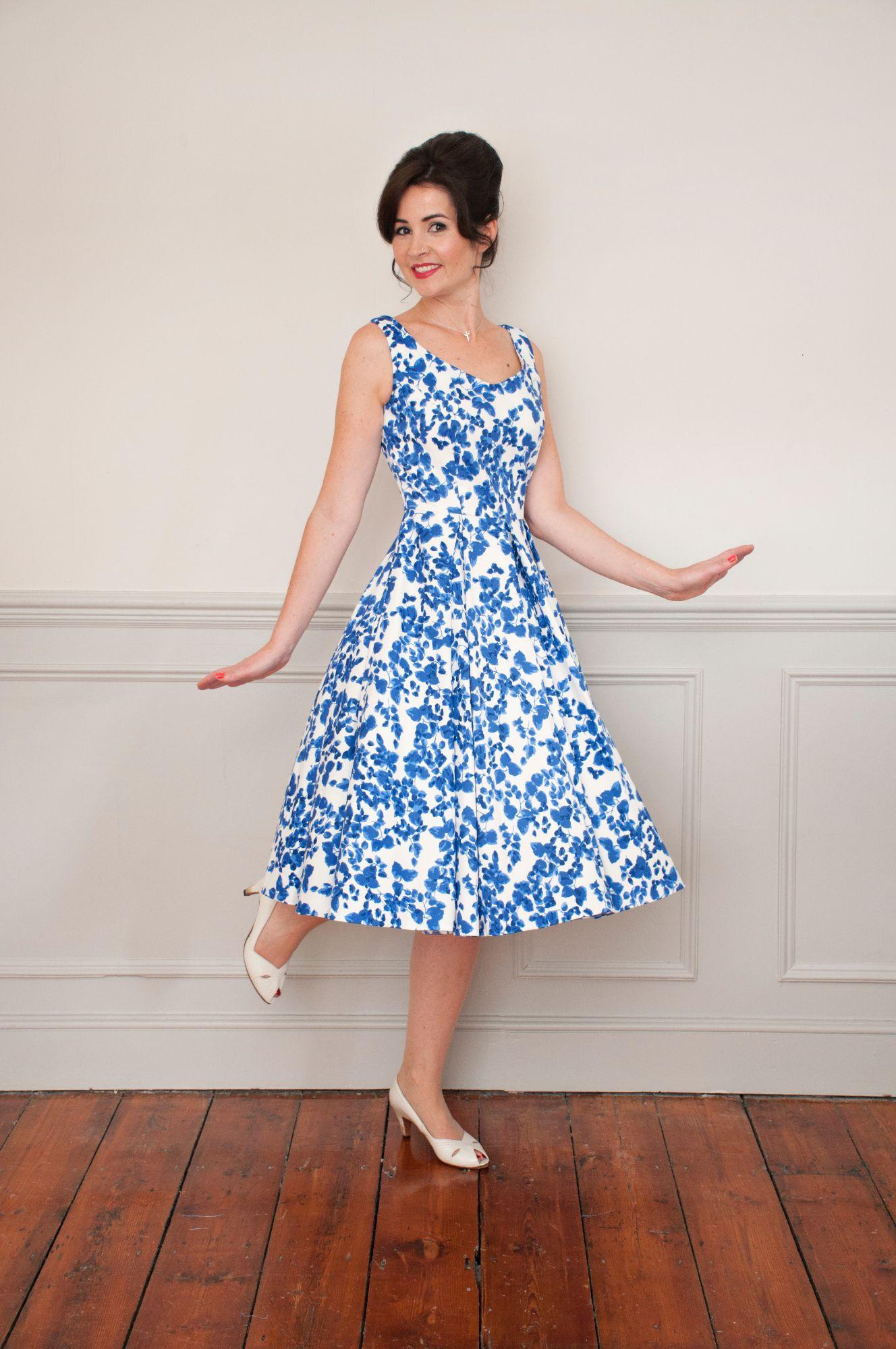 Sew Over It Elsie Dress