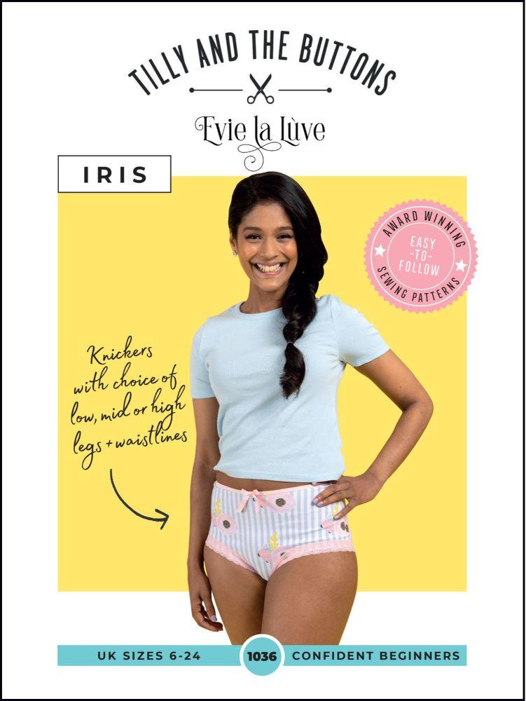 Iris Knickers Sewing Pattern