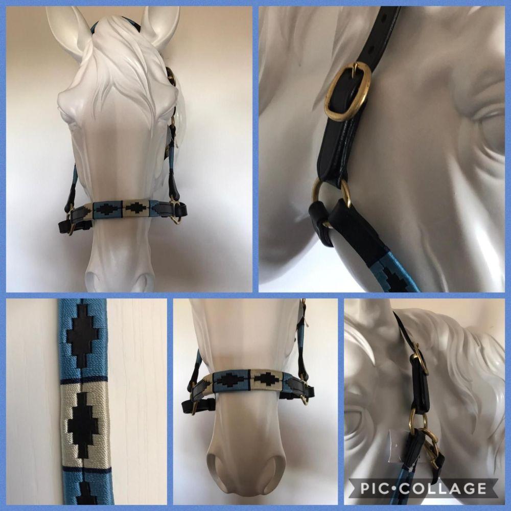 Polo Leather Head Collar