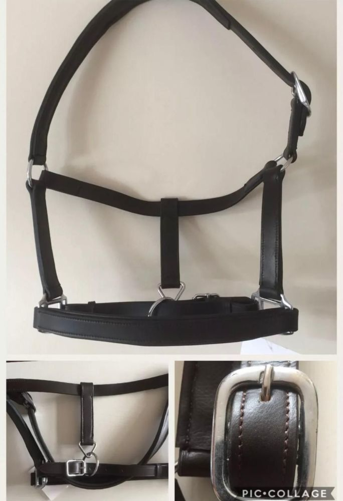 Leather Head Collar