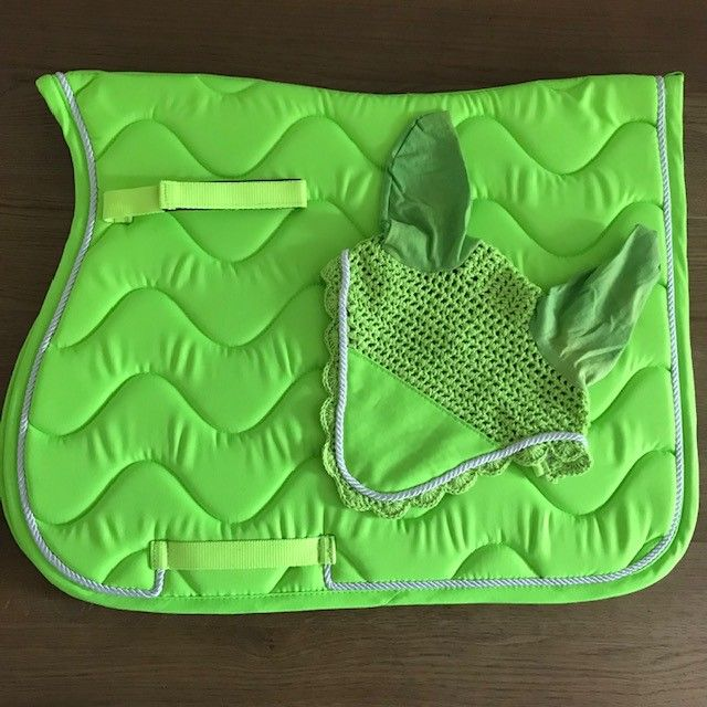 Matchy Set: Lime Green, Full Size