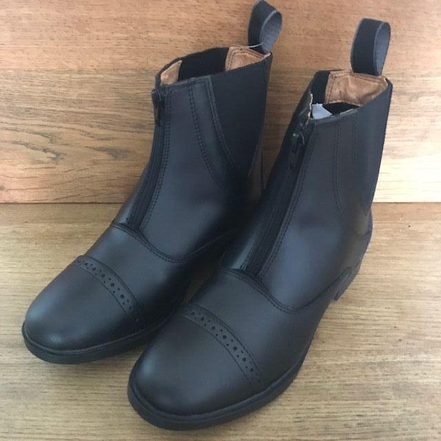 Jodphur Boots, Black
