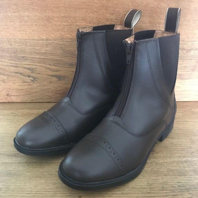 Jodphur Boots, Brown