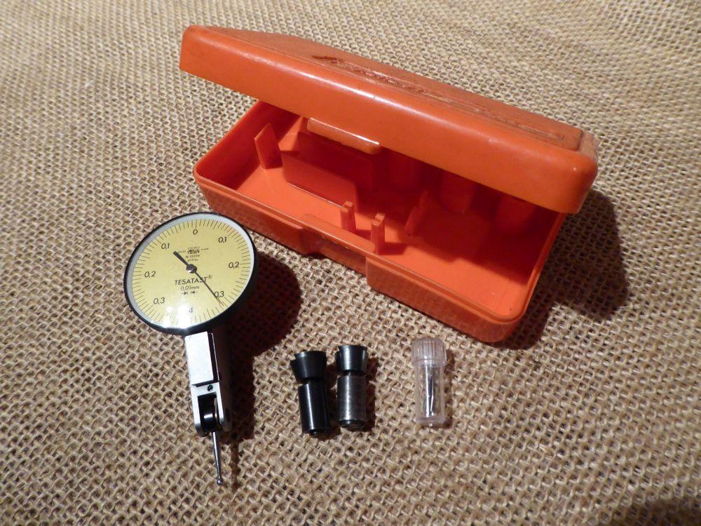 Tesatast (Tesa) Metric 0.01mm DTI Gauge