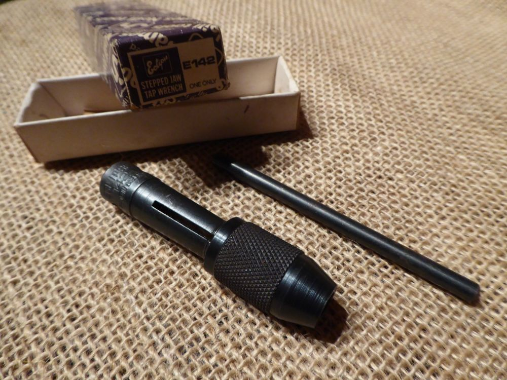 Eclipse E142 Stepped Jaw Tap Wrench
