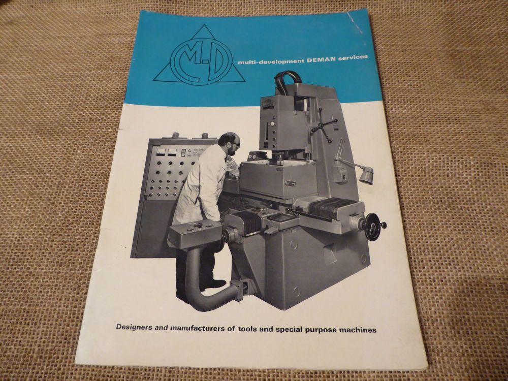 Multi Development Engineering Co.  Tool Brochure - Horsham