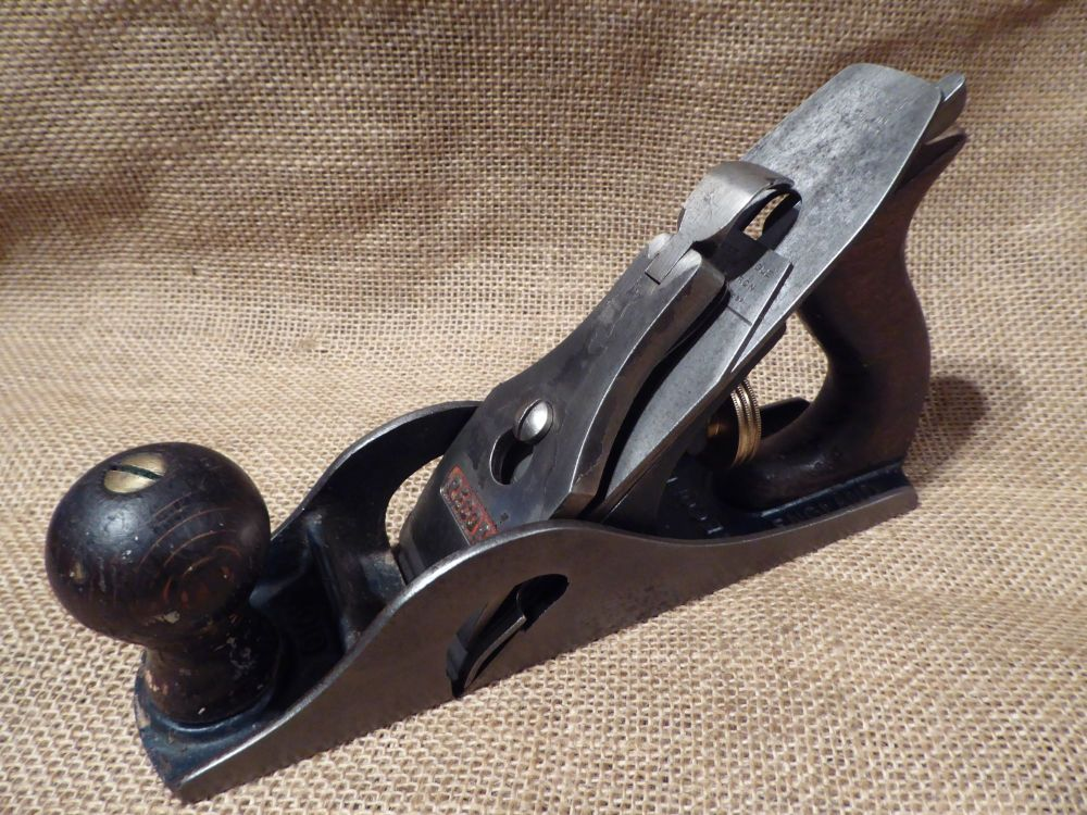 Record No. 010 1/2 Rabbet Plane For Carriage Makers - Stanley Iron