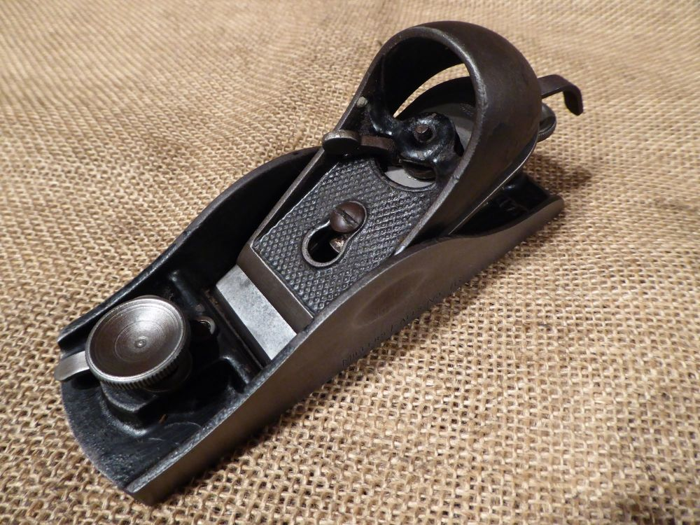 Millers Falls No.16 Adjustable Mouth Block Plane