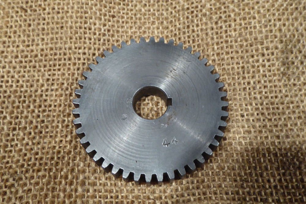Boxford Lathe Change Wheel / Change Gear: 44 Tooth