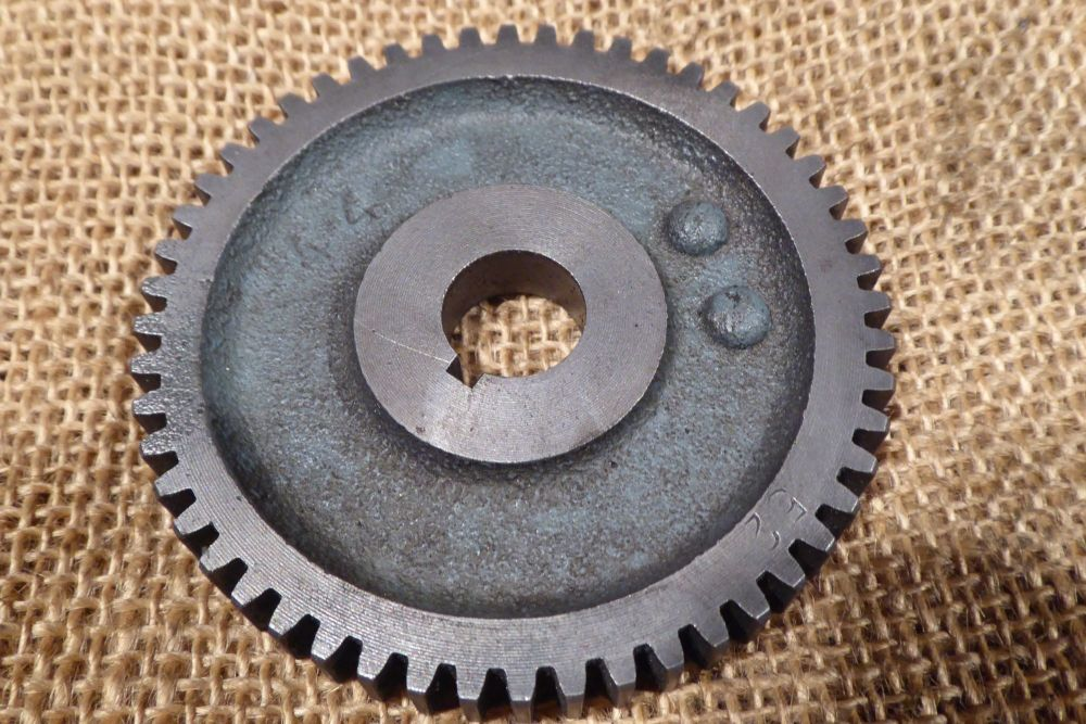 Boxford Lathe Change Wheel / Change Gear: 52 Tooth