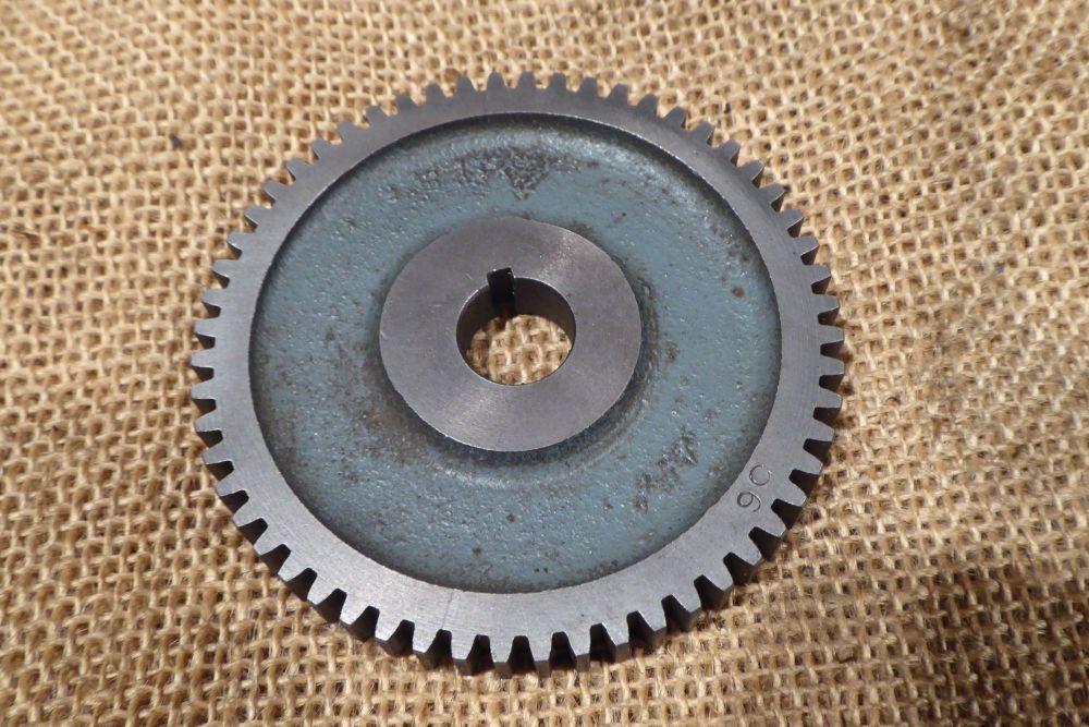 Boxford Lathe Change Wheel / Change Gear: 56 Tooth