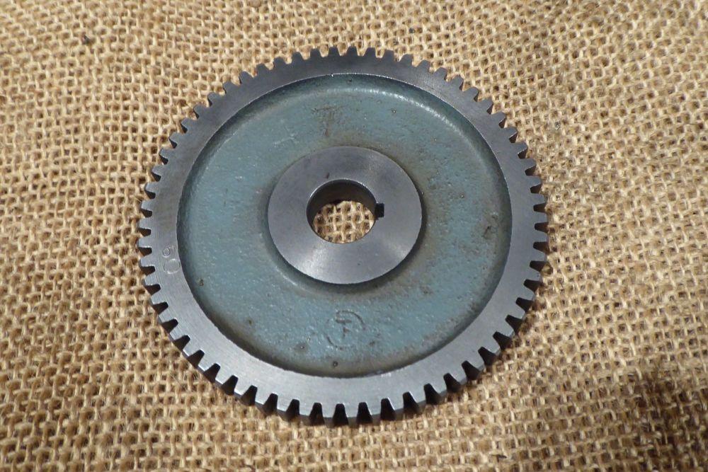 Boxford Lathe Change Wheel / Change Gear: 60 Tooth