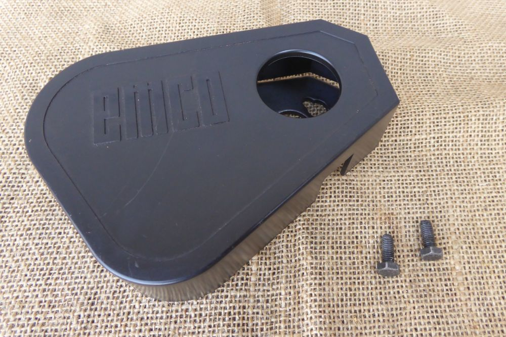 Emco Lathe Spares: Emco Unimat 3 End Cover & Carrier Plate