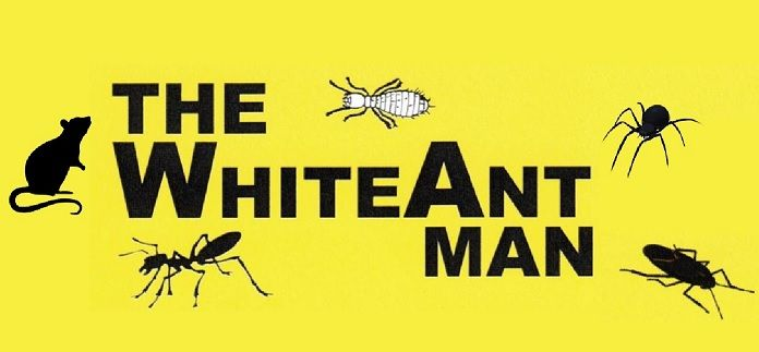 The White Ant Man