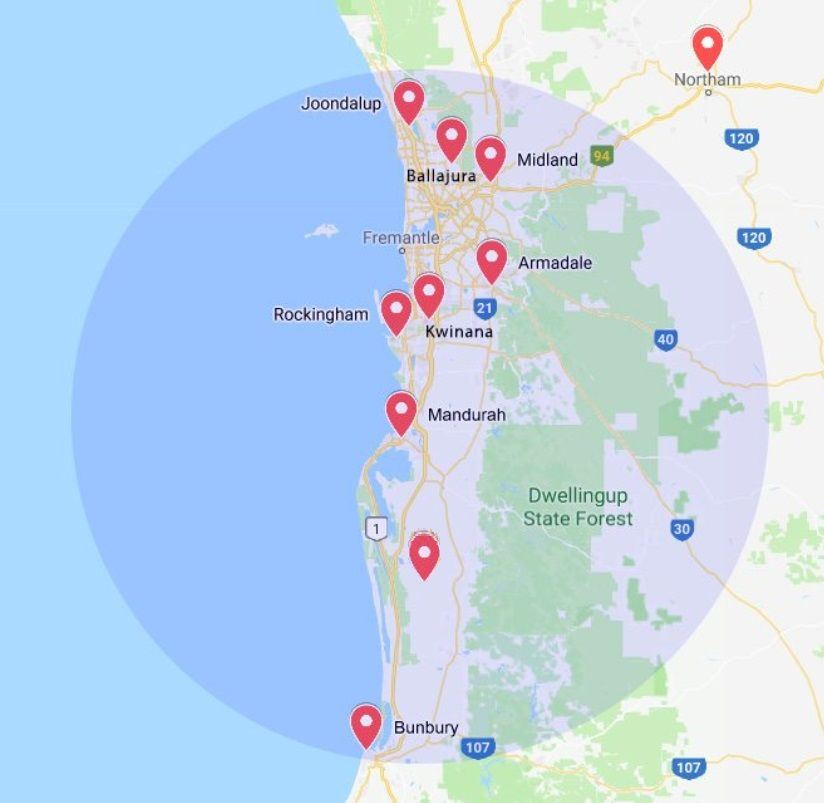 Pest Control Services in Perth, Mandurah, Rockingham and Bunbury