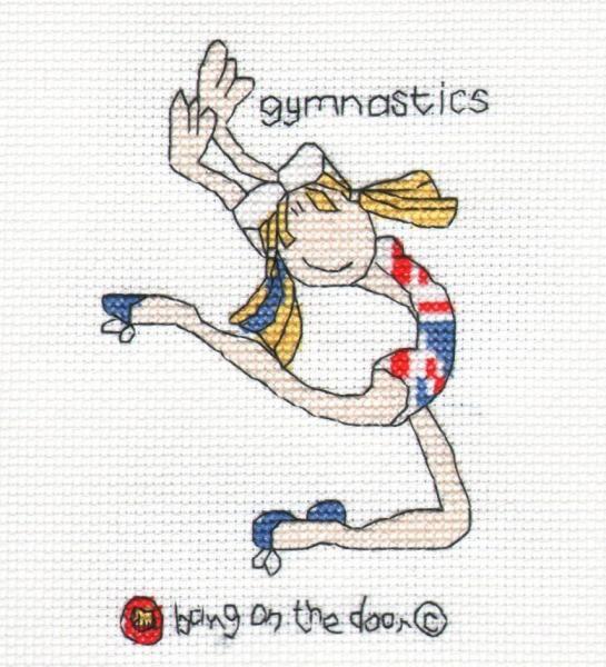 Gymnastics Jumping - mini kit