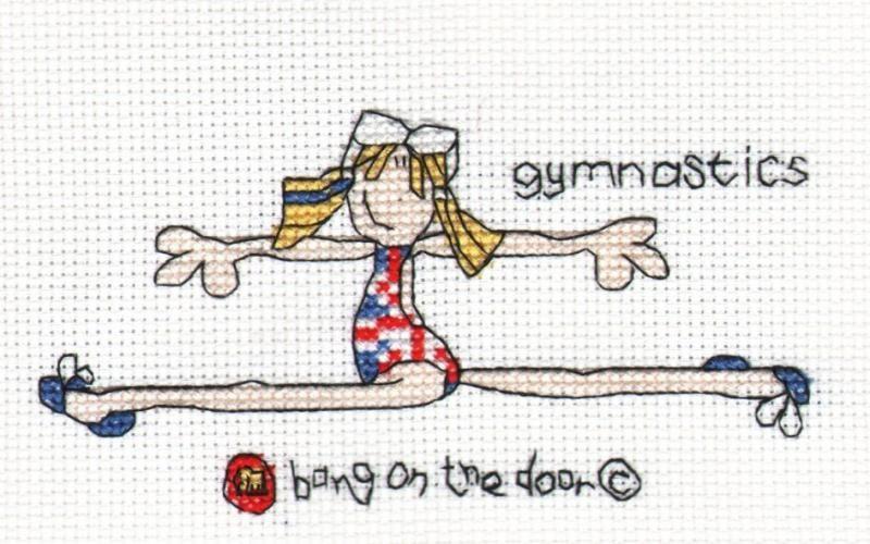 Gymnastic Splits - mini kit