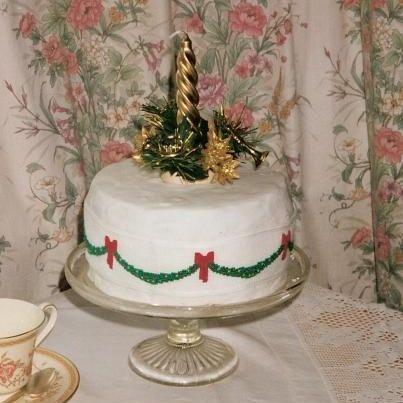 Christmas cake band