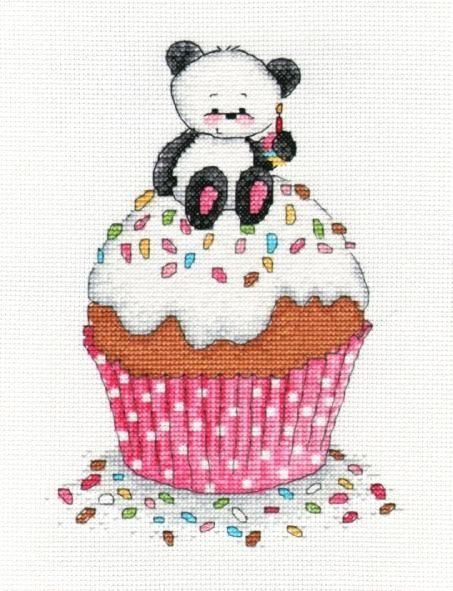 Party Paws Bamboo's Cup Cake