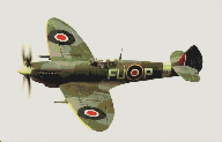 Spitfire FU-P