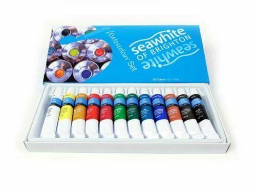 Seawhite Starter Watercolour Paint Set